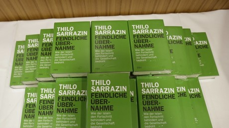Anti-Islam book becomes German bestseller less than two weeks after release