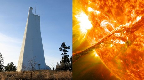 Aliens or solar flare? Questions remain as Sunspot Observatory partially reopens after FBI closure