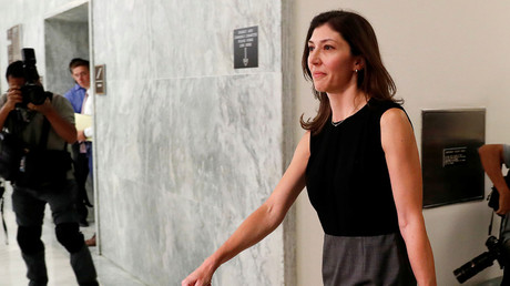 Lisa Page reveals FBI had no evidence of collusion for 'Russiagate' probe