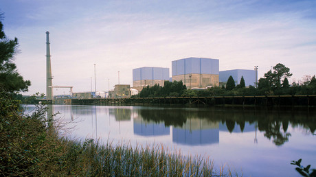 Flood waters leave workers stranded at North Carolina nuclear plant
