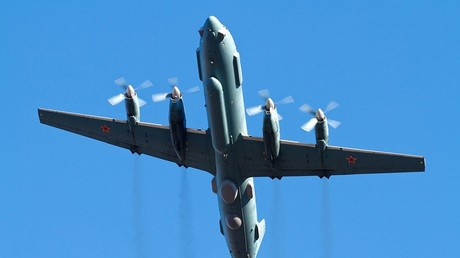 Il-20 Coot reconnaissance aircraft © arms-expo.ru