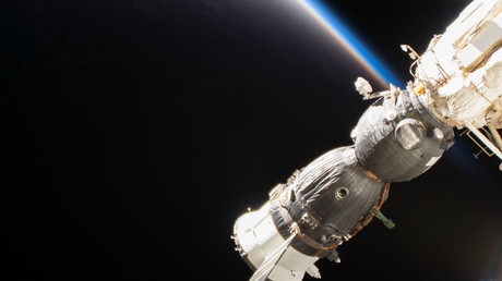 Space detectives: Russian cosmonauts prepare for spacewalk to inspect mysterious Soyuz module hole