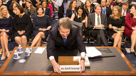 Fast Times at Feinstein High: Dems ambush Brett Kavanaugh with last-minute sex assault charges