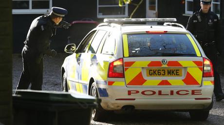 Two UK teenagers arrested on suspicion of plotting terror attacks