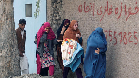 'We still get replaced by a man': Afghan women on failed US gender equality program