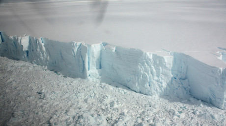 Build that wall: Climate scientists propose walling off Antarctic ice sheets to protect them