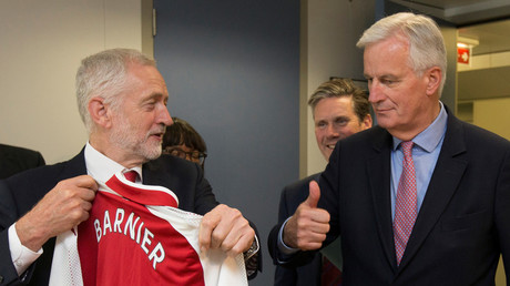 Corbyn called for boycott of Arsenal FC in 2006 in protest of club's deal with Israeli tourist board