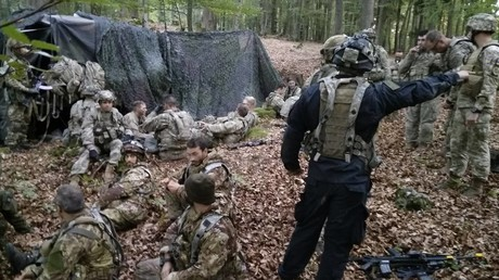 Ukraine brags its airborne troops captured US HQ during exercise in Germany