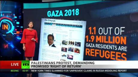The Great March of Return in Gaza, Trump Authorized Offensive Cyber Operations, and Mike Pompeo Lies
