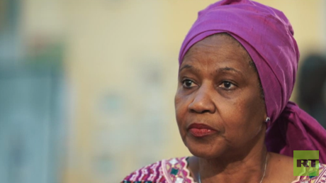 Women = right? Phumzile Mlambo-Ngcuka, UN under-secretary-general & executive director of UN Women