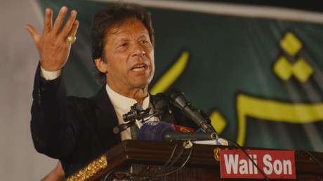 Offer of friendship with India is no 'weakness' – Pakistan PM Imran Khan