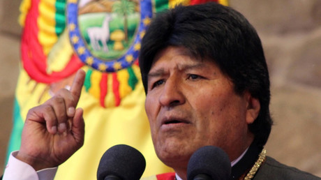 VP Mike Pence heads US campaign against anti-imperialist Latin American govts – Evo Morales to RT