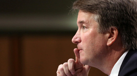 Kavanaugh says he was a virgin in high school, never sexually assaulted anyone
