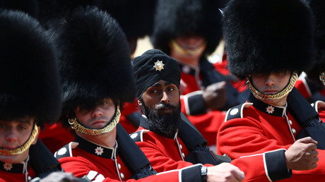 Sikh twist: British soldier lauded for parading in turban 'fails drug test,' faces discharge