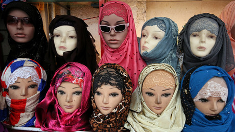'Women without veils lack modesty?' French feminists slammed for saying hijab empowers females