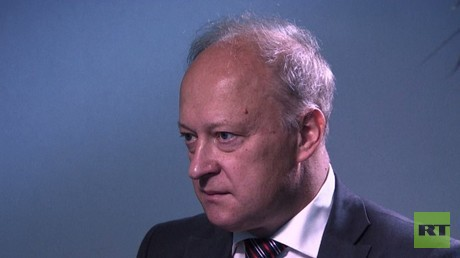 Smoke & mirrors? Andrey Kortunov, director general of the Russian International Affairs Council