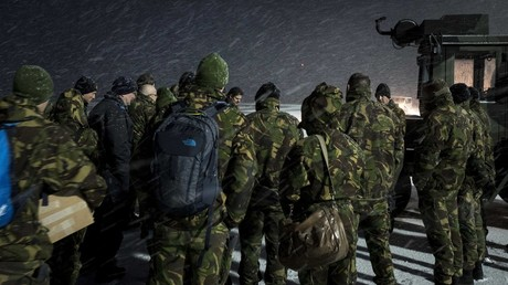 FILE PHOTO. Dutch soldiers in Lithuania. © Ministry of Defense