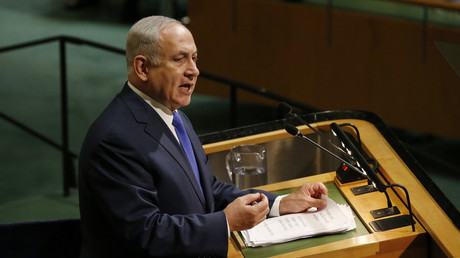 'Tyrants of Tehran': Netanyahu slams Iran & anti-Semitism at UN in speech