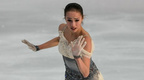 Unstoppable Zagitova sets another world record at season-opener in Germany