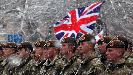 Britain's 'backyard'? UK wants to deploy 800 troops to defend 'interests' in the Arctic