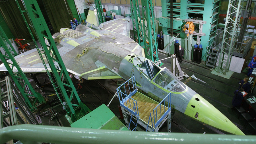 Russia field-tests 'microwave guns' that 6th-gen fighter jets may use – major weapon producer
