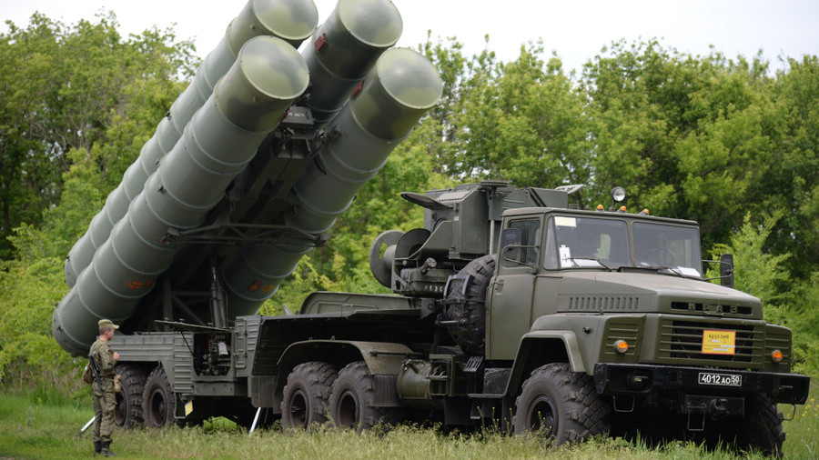 '49 pieces of hardware': Syria gets S-300 missile system & more from Russia in wake of Il-20 downing