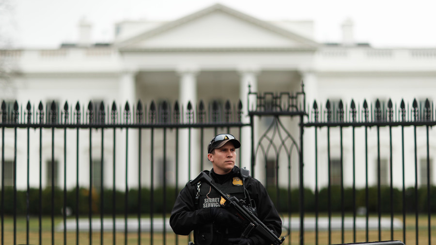 Secret Service intercepts 'suspicious' envelope to Trump amid Pentagon 'ricin parcels' scare