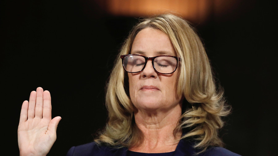Ex-boyfriend casts doubt on Ford's testimony about Kavanaugh-created 'trauma'