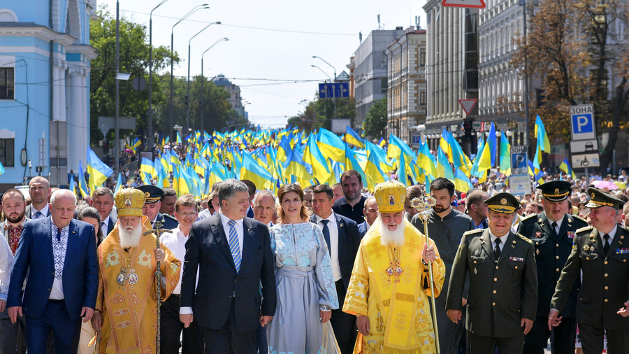 Faith, power, money: Conflicting agendas in Ukraine Church politics
