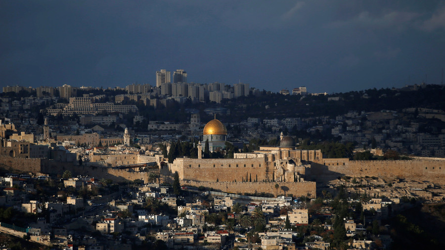 USA pulls out of global accord over Jerusalem embassy case