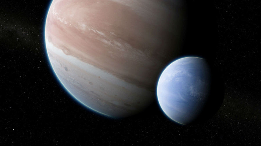 First ever 'exomoon' discovered orbiting planet outside our solar system – study