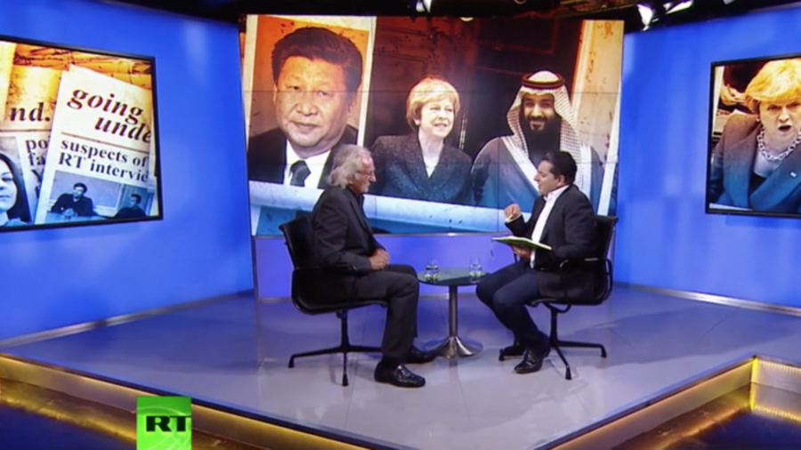 'Unrelenting vindictiveness': Pilger talks MSM landscape & Assange, Syria & US sanctions wars