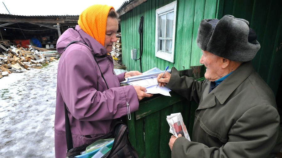 Russian pension reform bill signed into law by Putin
