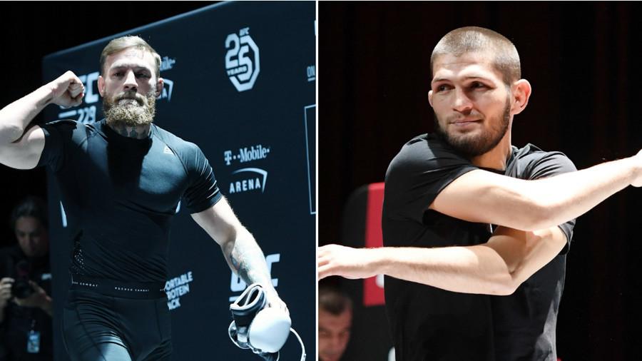 McGregor brands Khabib 'smelly Dagestani rat' in latest UFC 229 tirade (VIDEO)
