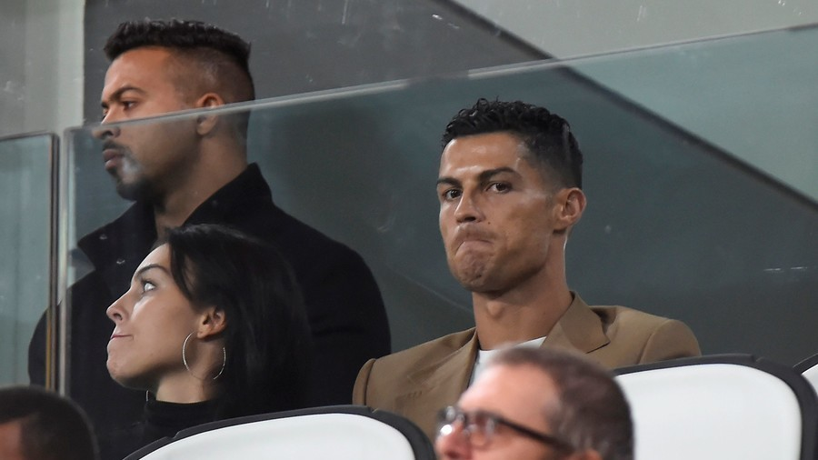 Cristiano Ronaldo returns to Juventus training amid allegations of rape