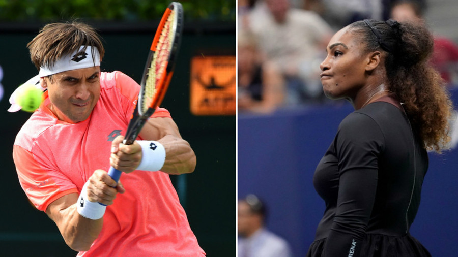 Spanish star Ferrer rejects Williams' sexism claims