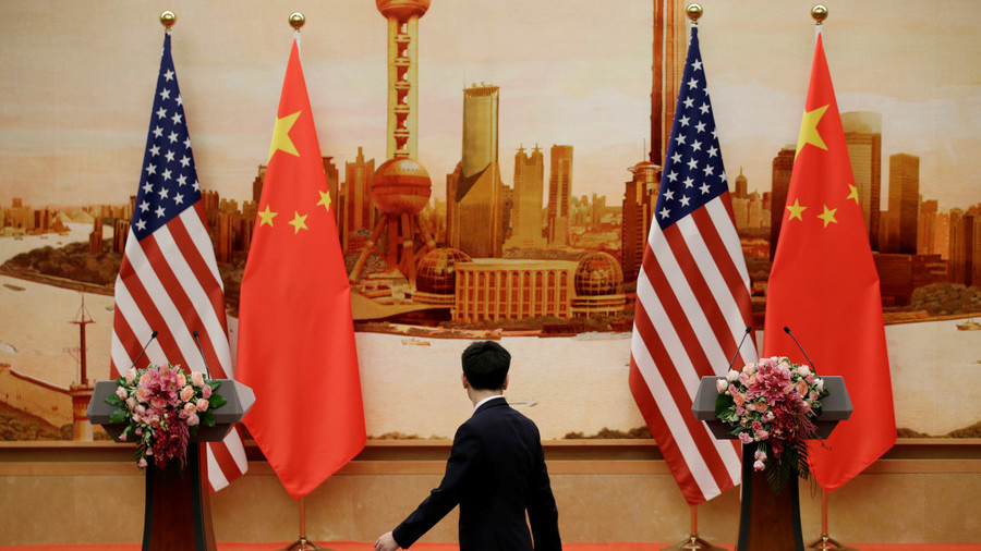 USA  vice president issues bellicose diatribe against China