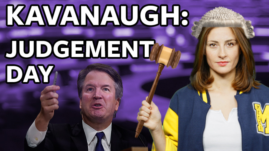 #ICYMI: Kavanaugh v Ford, choose your side on the new frontline of culture wars (VIDEO)