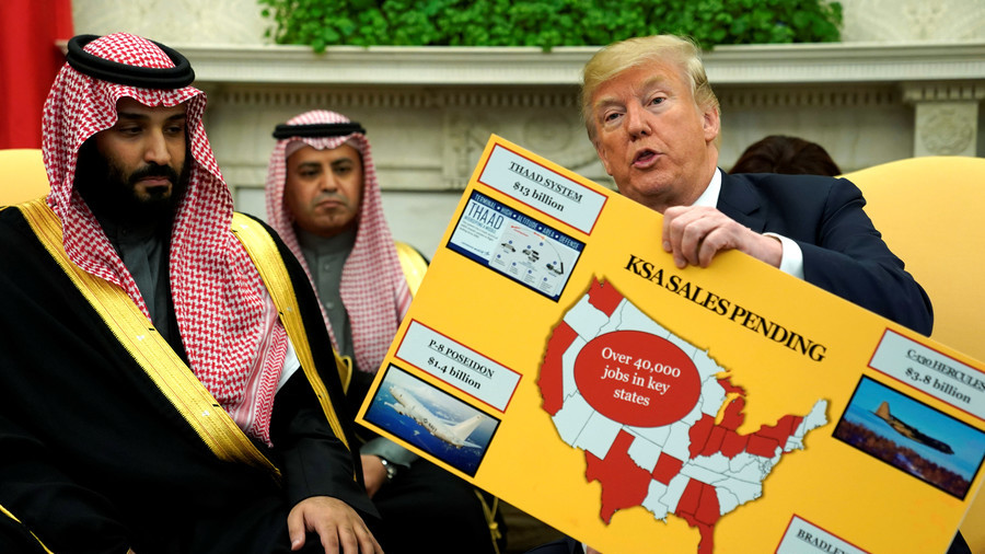 Saudi Arabia can survive '2,000 years' without US help & not face civil war like America – MBS
