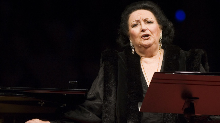 Montserrat Caballe dies at 85 years old in Barcelona