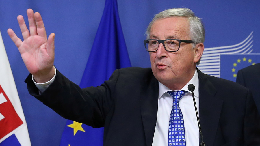 'I'm not ready for massive scolding of Russia' – EU Commission President Juncker