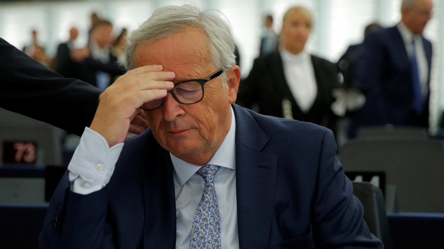 'Press freedom has limits': EU's Juncker takes shot at UK media