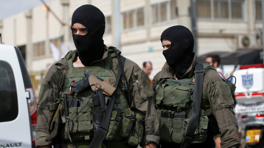 Suspect at large after West bank 'terrorist attack', 2 reportedly killed