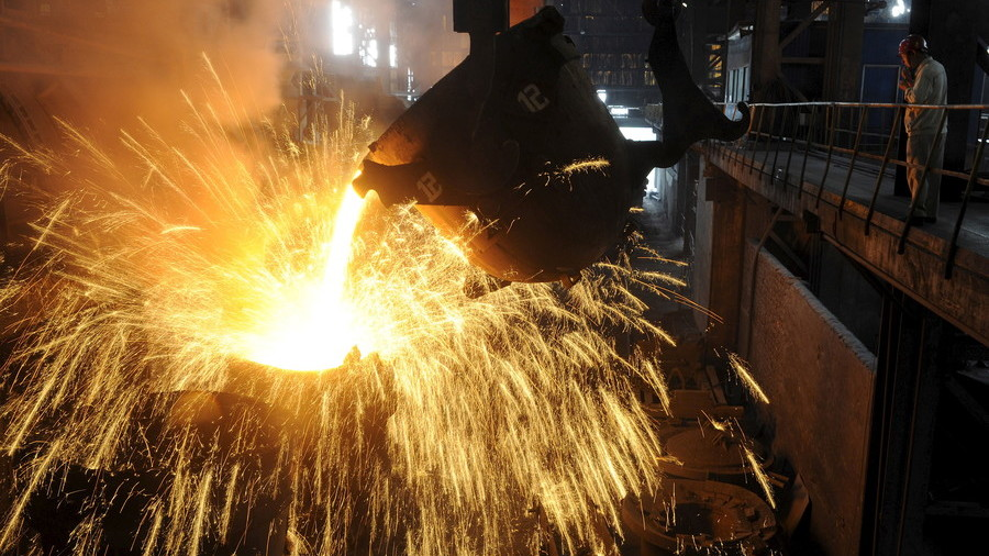 Turkey to limit foreign steel imports in response to US metal tariffs