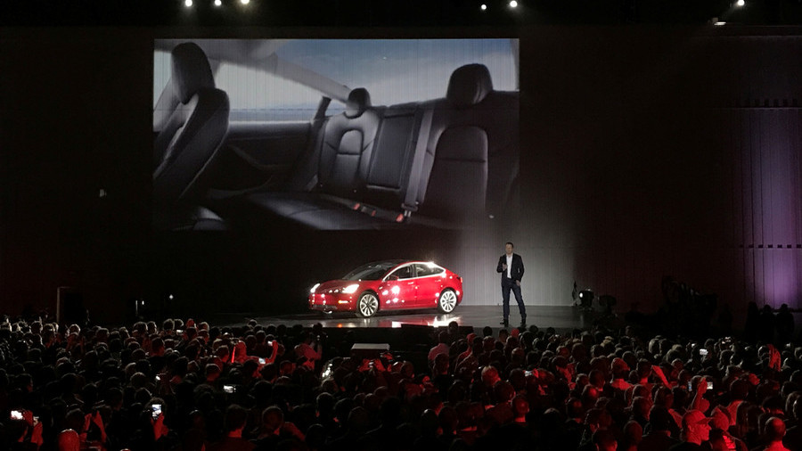 Tesla to end up like Lehman Brothers once Musk's 'deception' revealed – investor