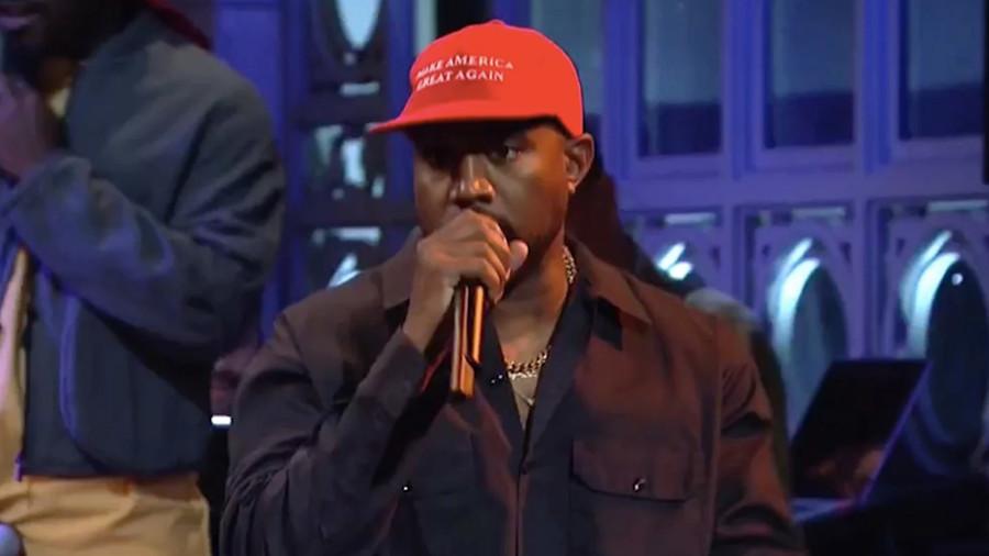 Kanye West Trumped. Rapper quits social media after SNL backlash