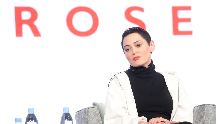 Rose McGowan Clarifies Her Comments That #MeToo Is 'Bulls-'