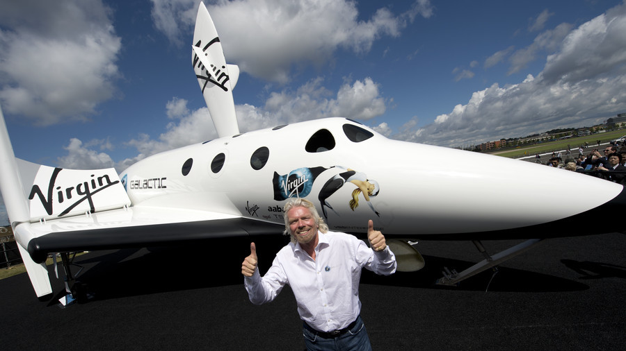 Branson: Space flight to be launched within weeks