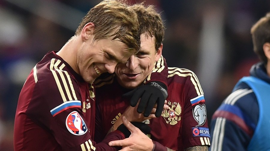 Russian Federation  internationals Aleksandr Kokorin & Pavel Mamaev questioned by police over attack