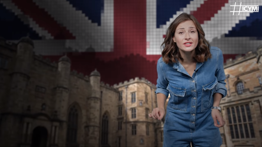 The Times is worried my satirical videos are infecting the youth of Britain …IT'S A JOKE!